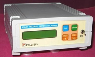 Digital Stack Velocity Meter